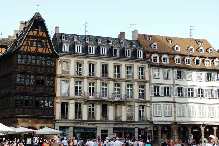 10. Place de la Cathédrale - Kammerzell House (Kammerzellhüs)