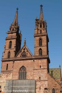 11. Basel Minster (Basler Münster)