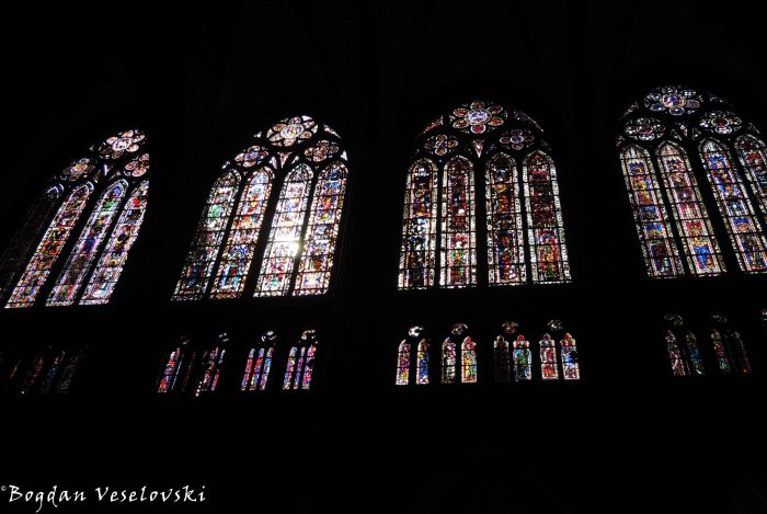 11. Cathedral stained glass