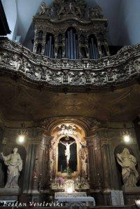 Chapel of the Holy Shroud (Cappella della Sacra Sindone)