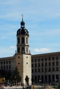 11. Hôpital de la Charité clock tower (La tour de l'horloge)