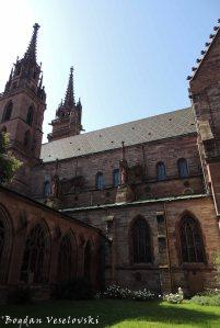 12. Basel Minster (Basler Münster)