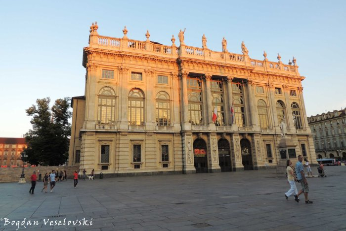 12. Palazzo Madama