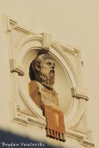 12. Plato by Rudolf Valdec