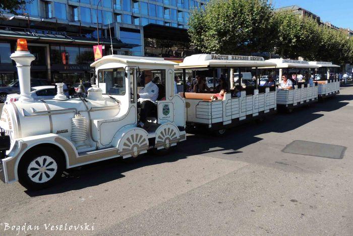 12. Tourist Train