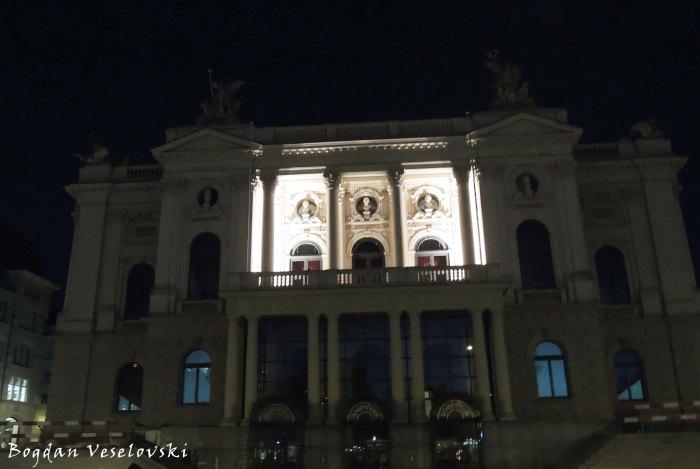 12. Zürich Opera House (Opernhaus Zürich)