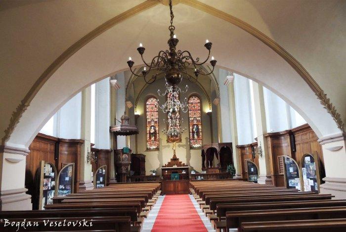 13. Trinity Church (Dräifaltegkeetskierch)