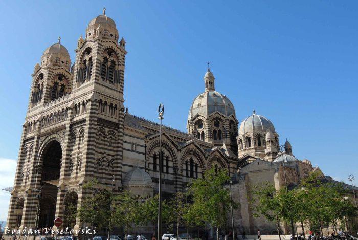 14. Marseille Cathedral (Cathédrale Sainte-Marie-Majeure de Marseille)