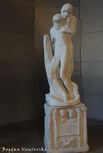 14.  Michelangelo's last sculpture - Rondanini Pietà (Museum of Ancient Art, Sforza Castle)