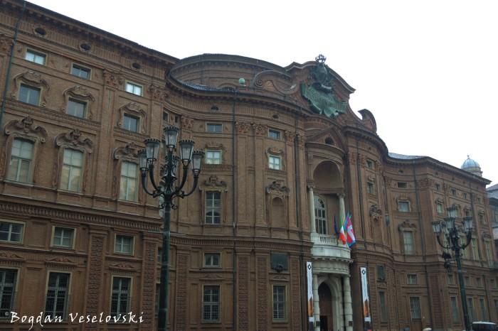 Palazzo Carignano - Museum of the Risorgimento