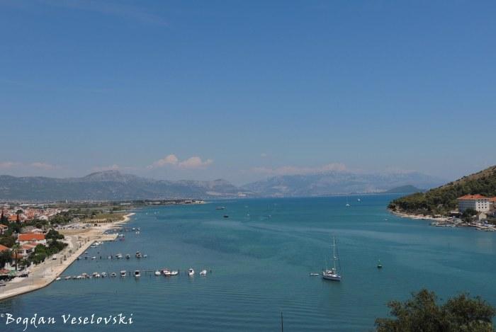 15. Trogir - marina view