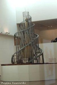 16. Museum Tinguely - Tatlin's tower