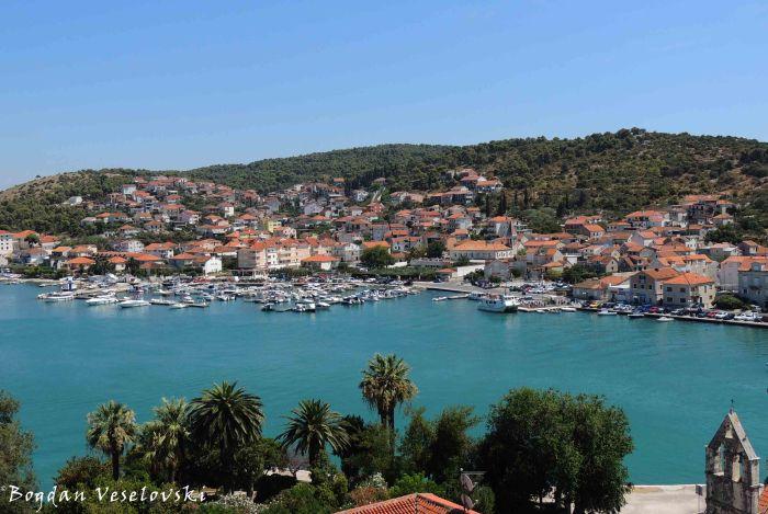 16. Trogir - marina view