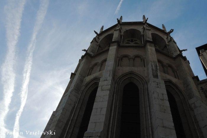 18. Lyon Cathedral (Cathédrale Saint-Jean-Baptiste de Lyon)