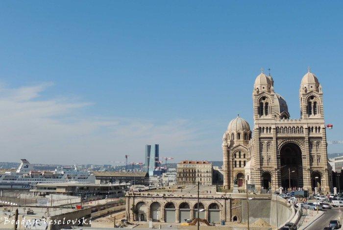 18. Marseille Cathedral (Cathédrale Sainte-Marie-Majeure de Marseille)