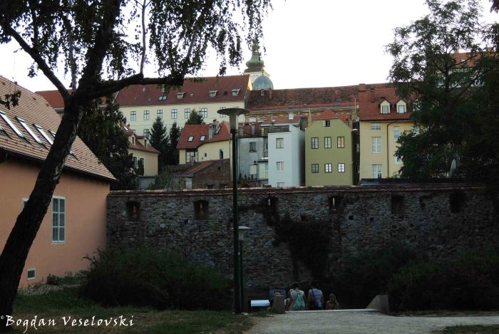 18. Old City wall