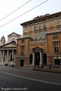 19. Basilica della Santissima Annunziata del Vastato & Ex palazzo 'Flotta Lauro'