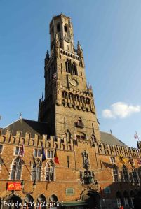 19. Belfry of Bruges