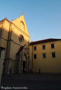 19. Franciscan church (Franjevački samostan i crkva na Kaptolu)