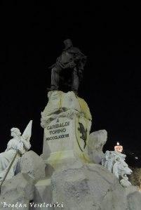 19. Monument to Giuseppe Garibaldi