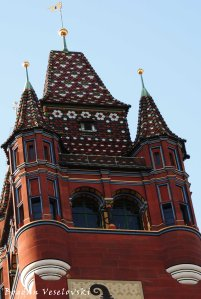 20. Basel Town Hall Tower(Rathaus Basel)
