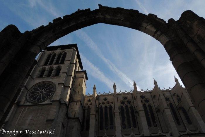20. Lyon Cathedral (Cathédrale Saint-Jean-Baptiste de Lyon)