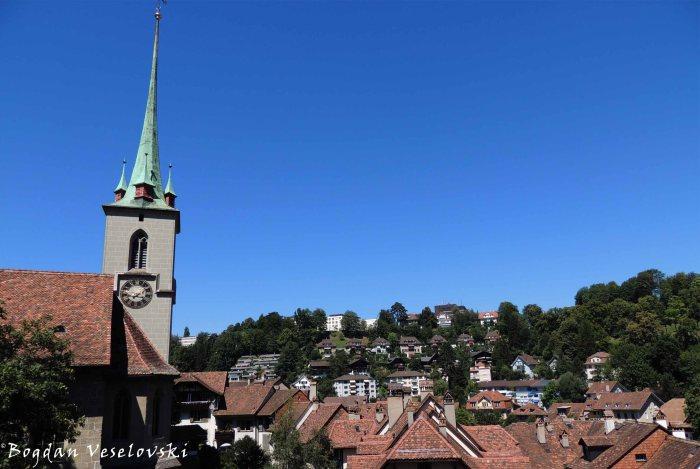 20. Reformed Nydeggkirche