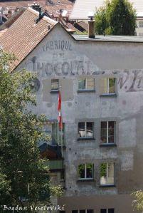 21. Fabrique de Chocolat R. Lindt, Mattequartier