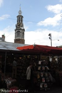 21. Flower Market & Coin Tower (Munttoren)