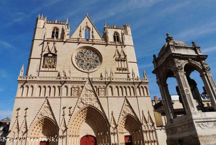 21. Lyon Cathedral (Cathédrale Saint-Jean-Baptiste de Lyon)