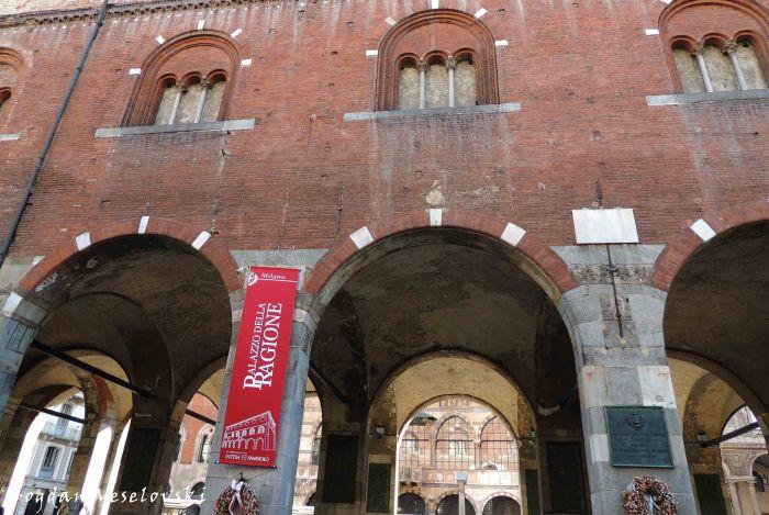 21.  Palace of Reason (Palazzo della Ragione)