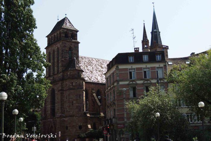 22. Church of Old Saint Peters (Église Saint-Pierre le Vieux)