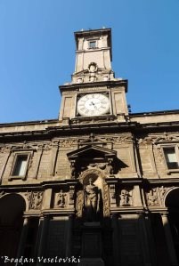 22. Clock Tower on Via dei Mercanti