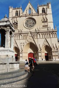 22. Lyon Cathedral (Cathédrale Saint-Jean-Baptiste de Lyon)