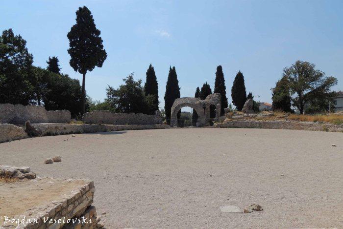 23. Archeological site of Nice-Cimiez (Le site muséal de Cimiez)