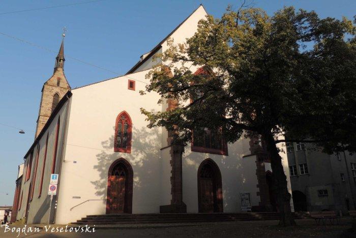 23. St. Clare's Church (St. Clarakirche)