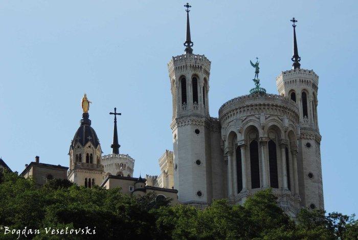 24. Basilica of Notre-Dame de Fourvière (Basilique de Fourvière)