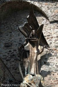 24. Statue of Saint Michael