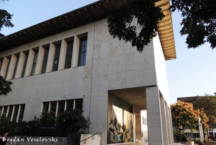 24. University of Basel (Universität Basel)