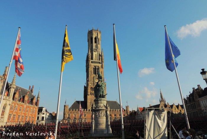 25. Belfry of Bruges