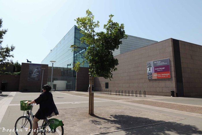 MAMCS, Museum of Modern and Contemporary Art (Musée d'Art Moderne et Contemporain)