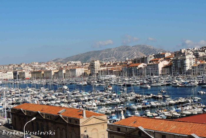 26. Old Port of Marseille (Vieux-Port)