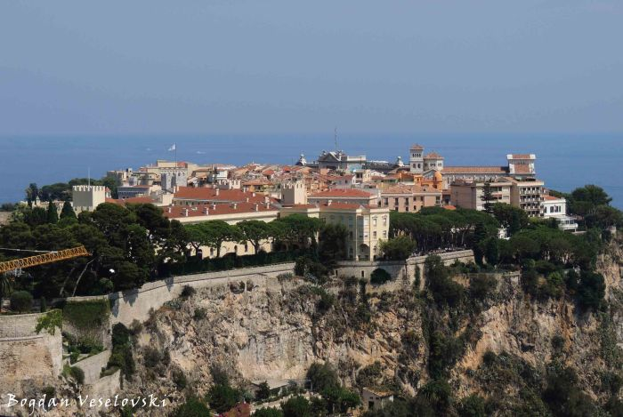 26. The Rock of Monaco (Rocher de Monaco)