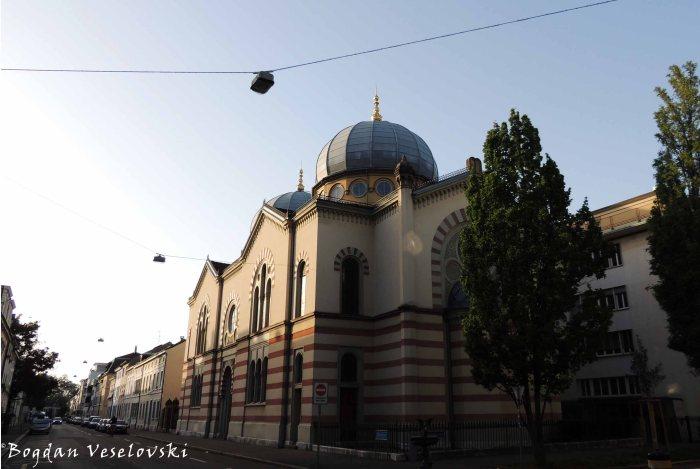 27. Basel Synagogue
