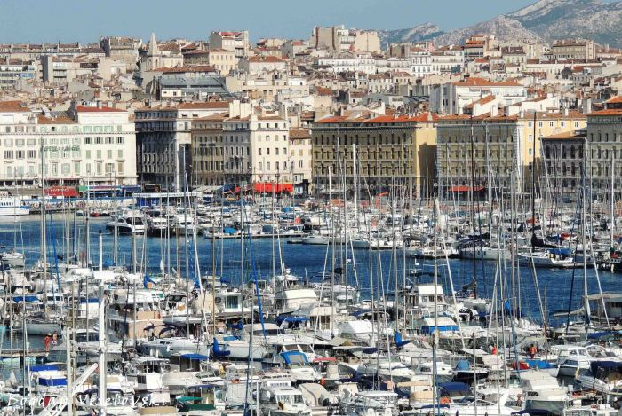 27. Old Port of Marseille (Vieux-Port)