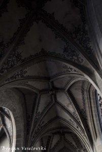 30. Vaulted ceiling - Bern Minster (Berner Münster)