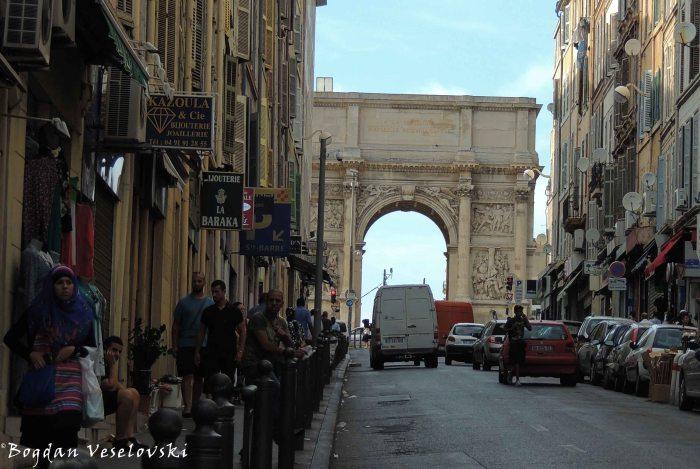 31. Porte d'Aix (Porte Royale)