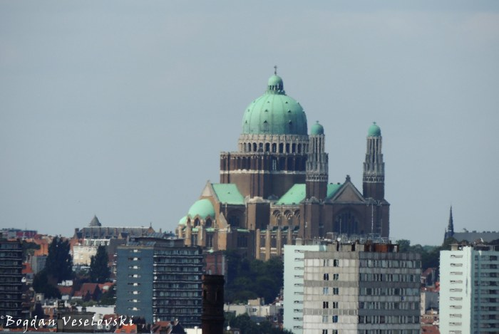 32. National Basilica of the Sacred Heart (Basilique Nationale du Sacré-Cœur)
