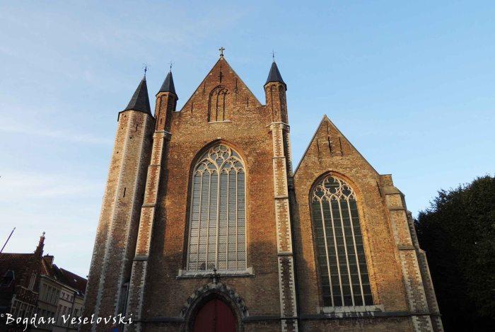 32. Saint Jacob Church (Sint-Jakobskerk)