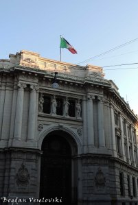 33. Bank of Italy Palace (Palazzo della Banca d'Italia)